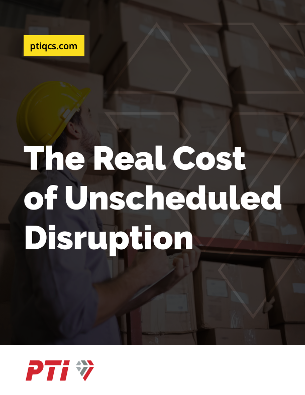 The Real Cost of Unscheduled Disruption